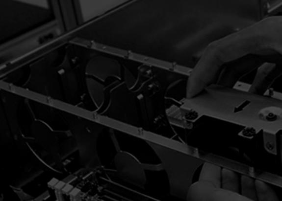 server system assembly