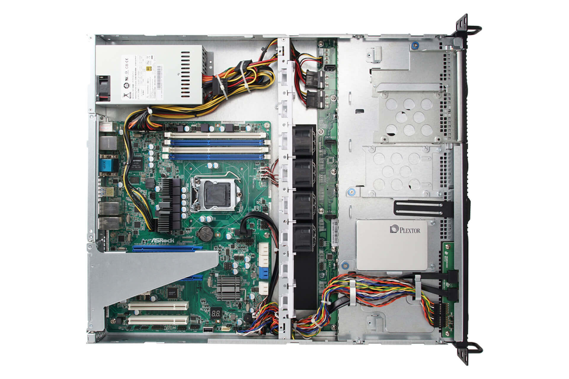 IW-RS104-02SN - server system assembly