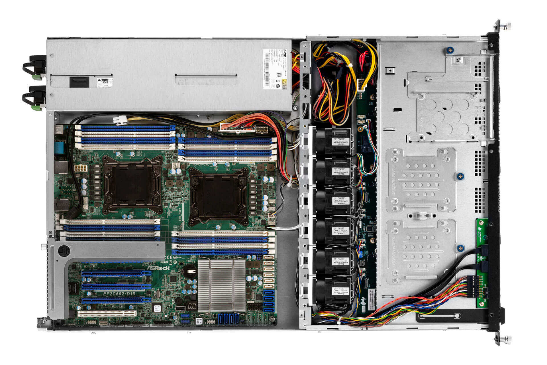 IW-RS104-07 - server system assembly