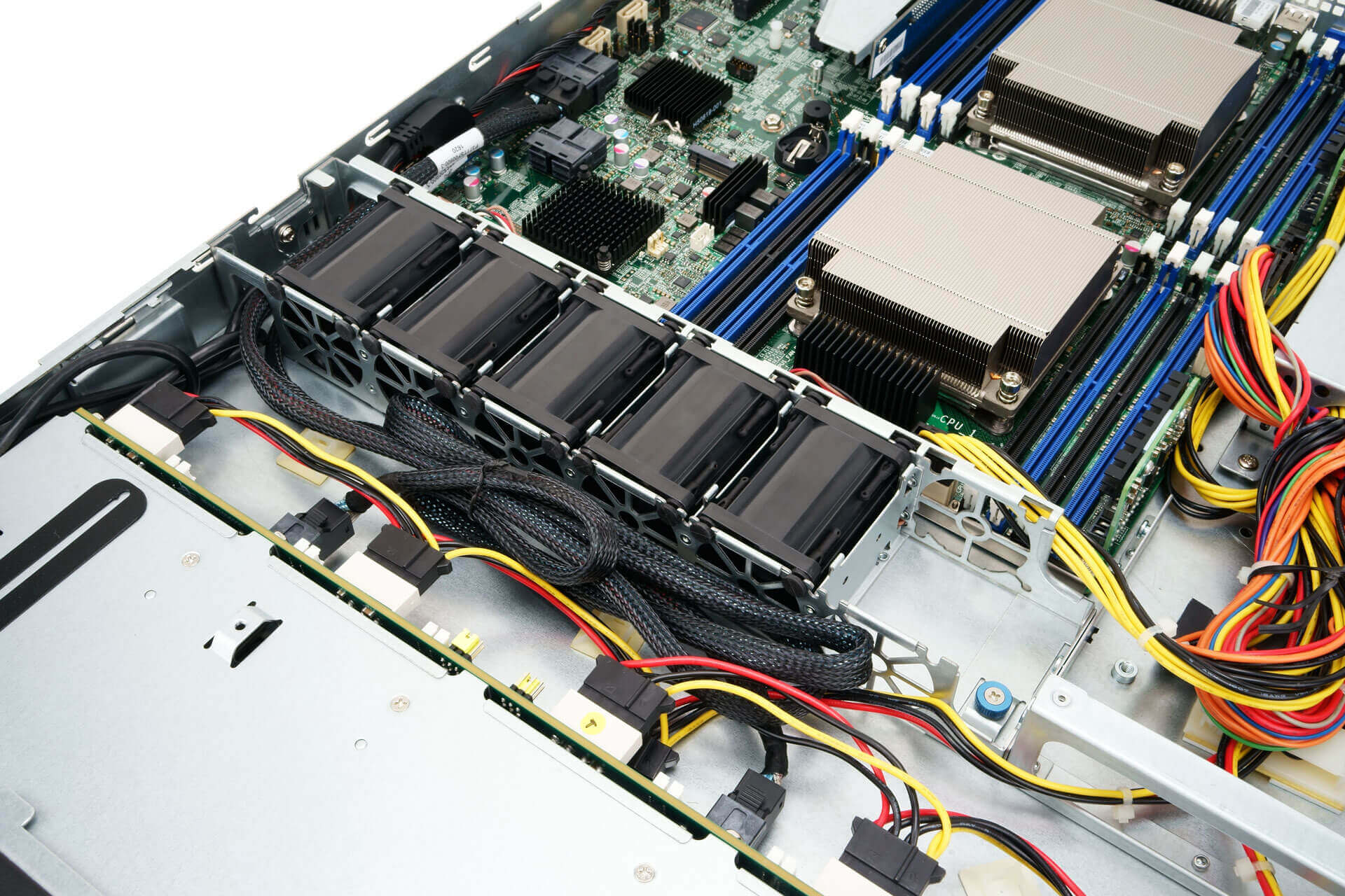 IW-RS110-02M - server system assembly