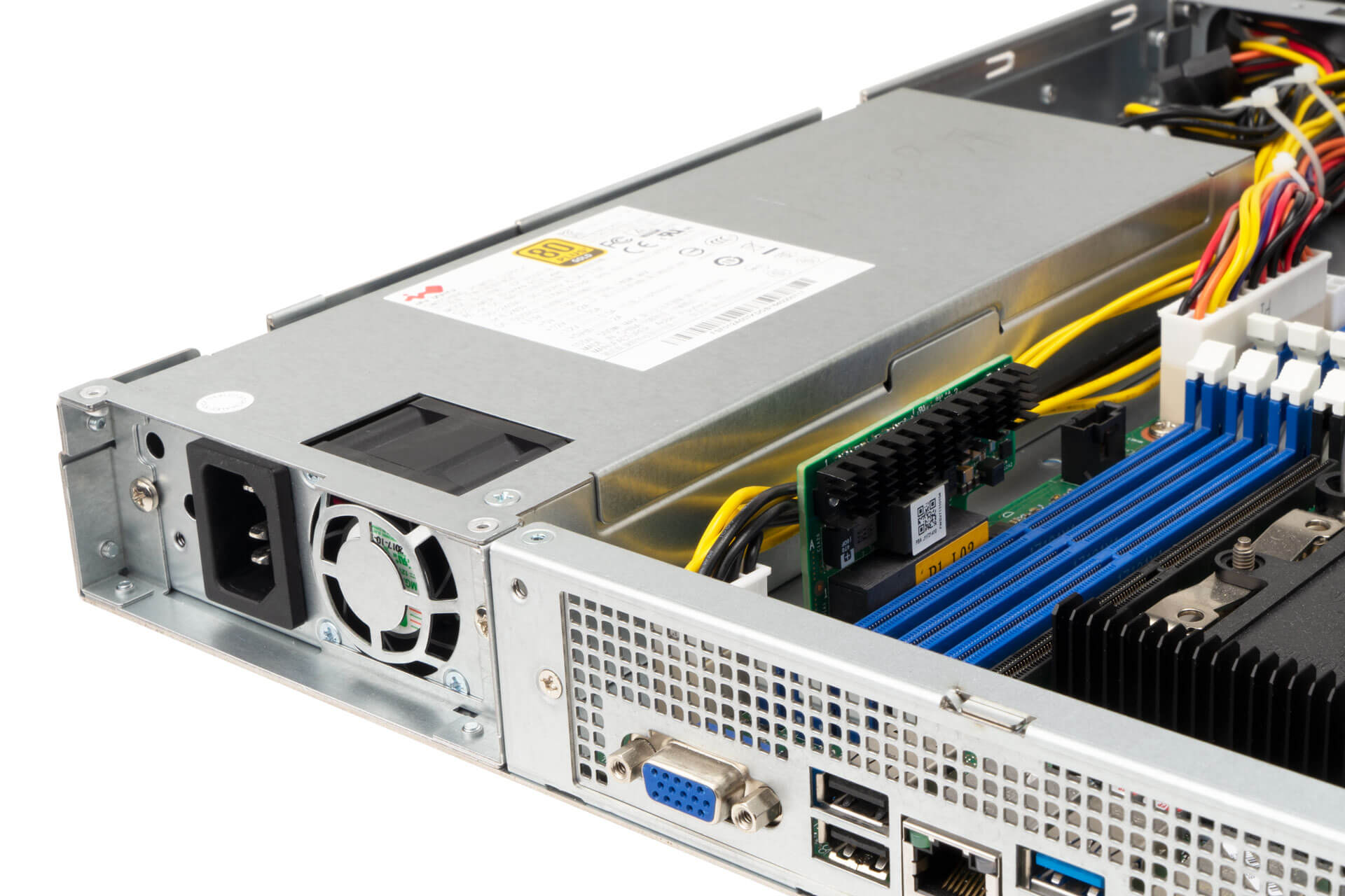 IW-RS110-07 - server system assembly