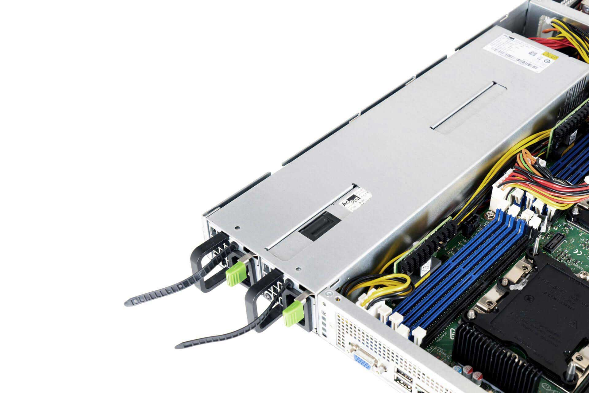 IW-RS118-03 - server system assembly
