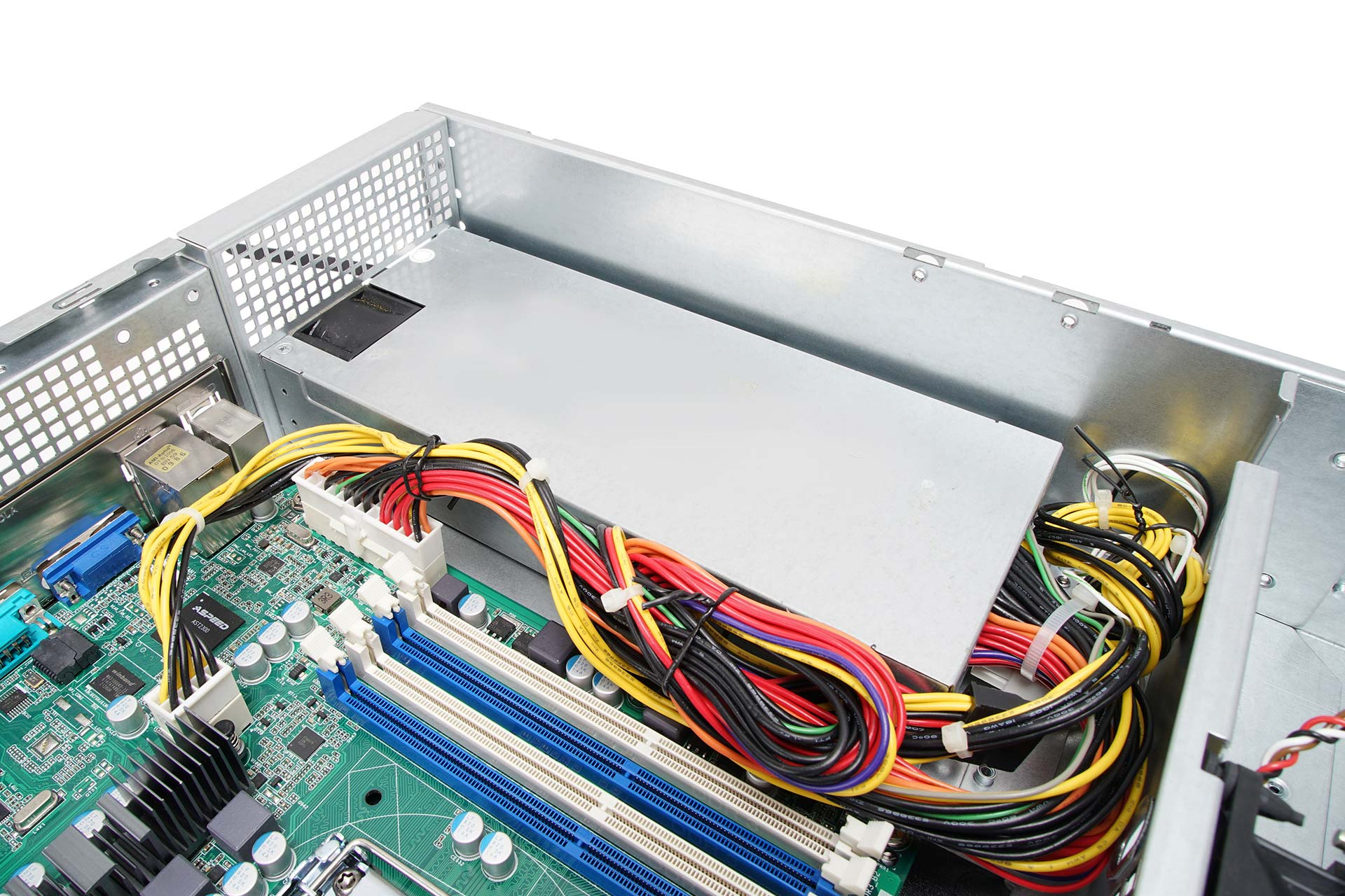 IW-RS208-02SN - server system assembly