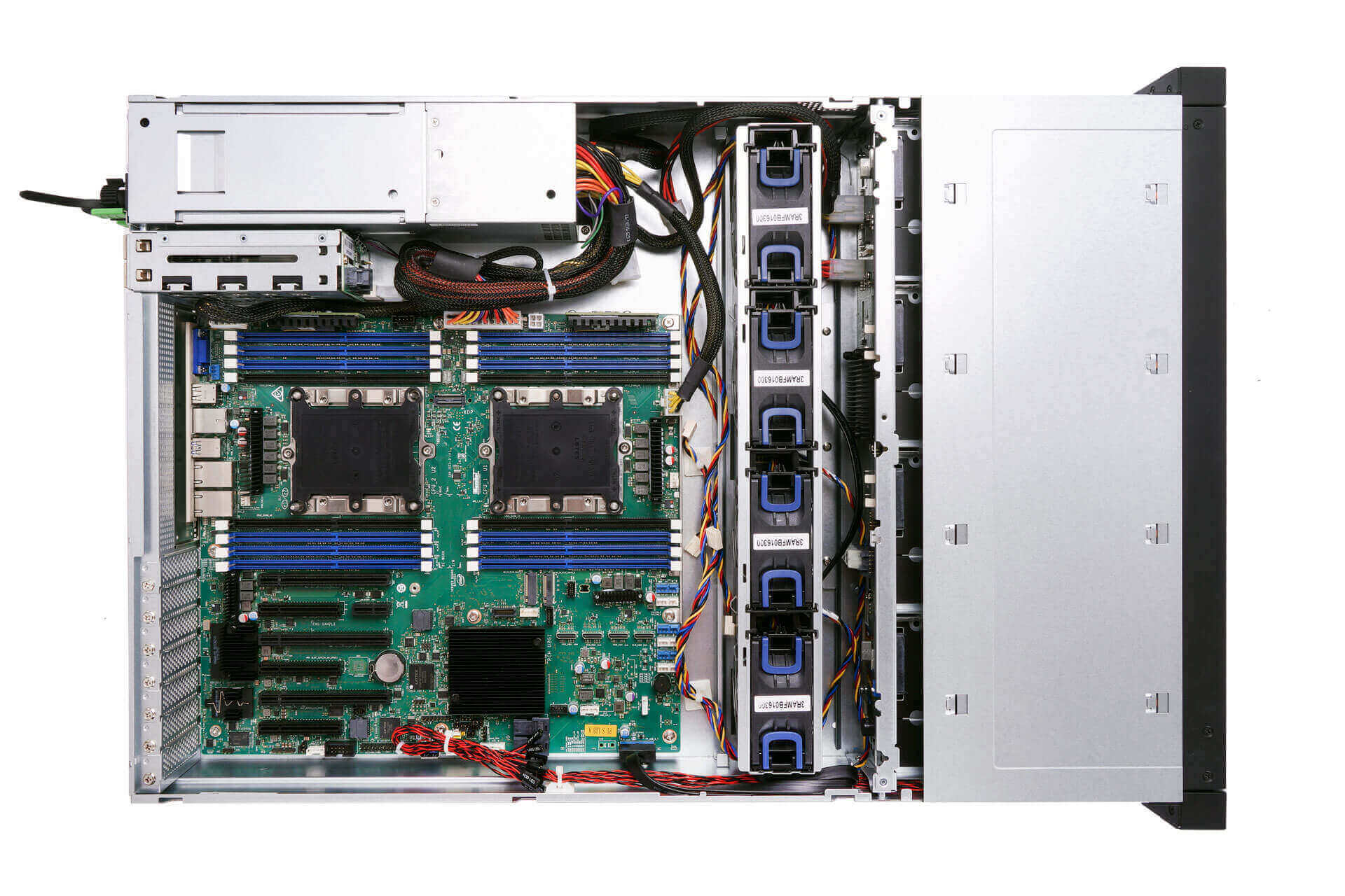 IW-RS212-07 - server system assembly