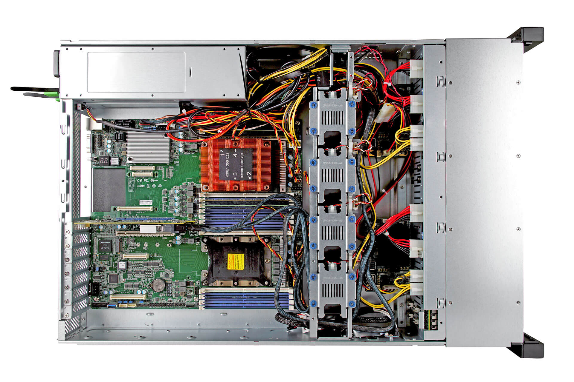 IW-RS248-03 - server system assembly