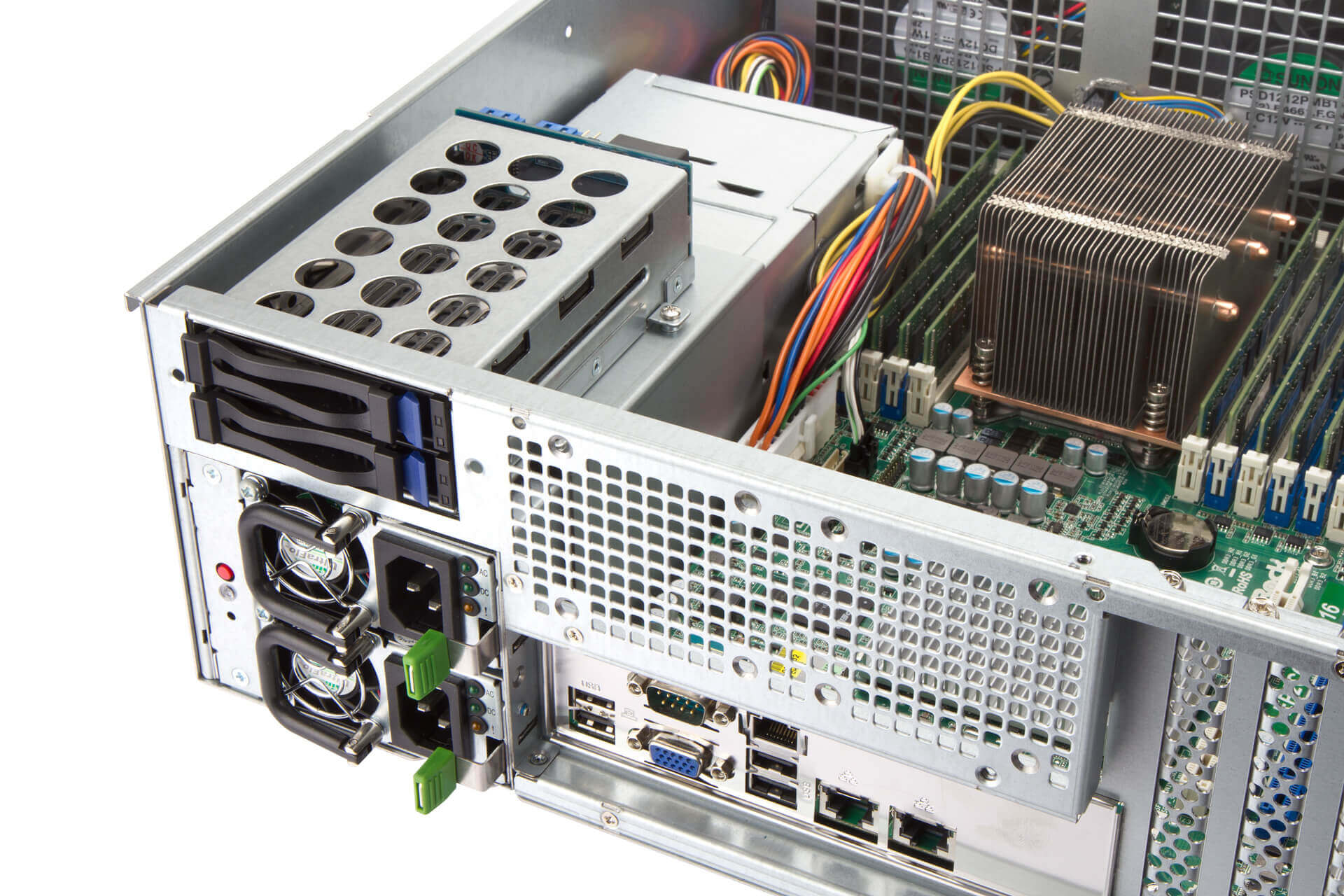 IW-RS316-02M - server system assembly