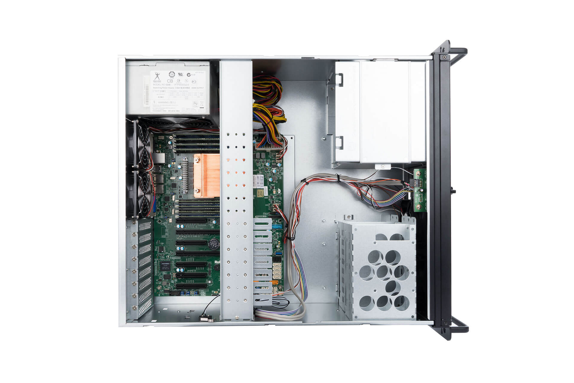 IW-R400-01N - server system assembly