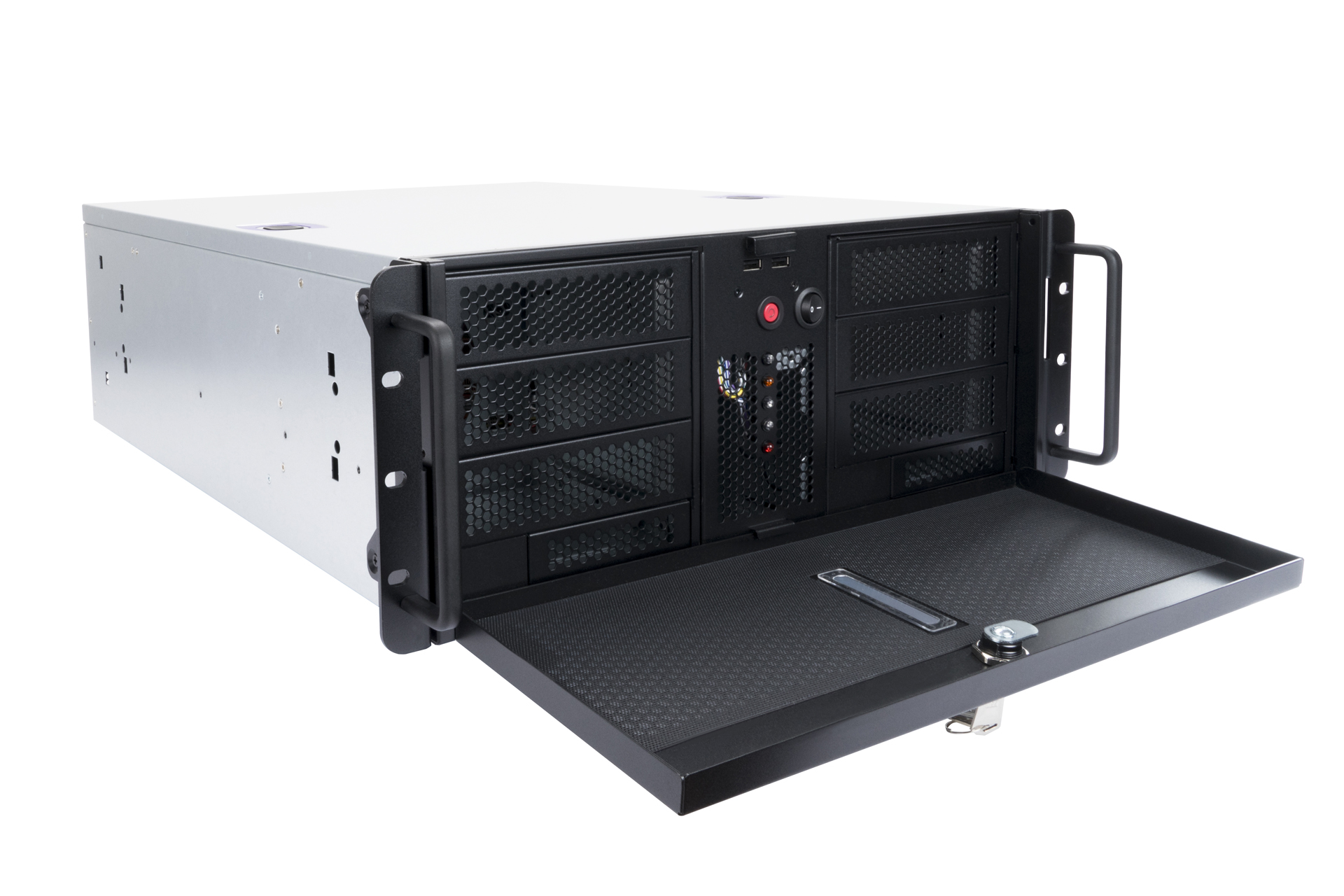 IW-R400-03N - server system assembly