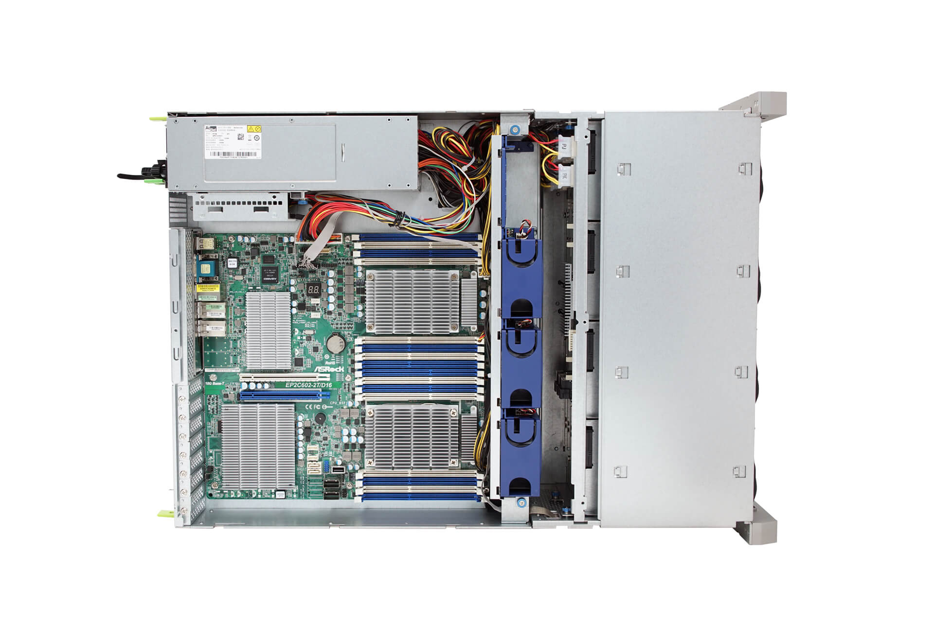 IW-RS436-02M - server system assembly